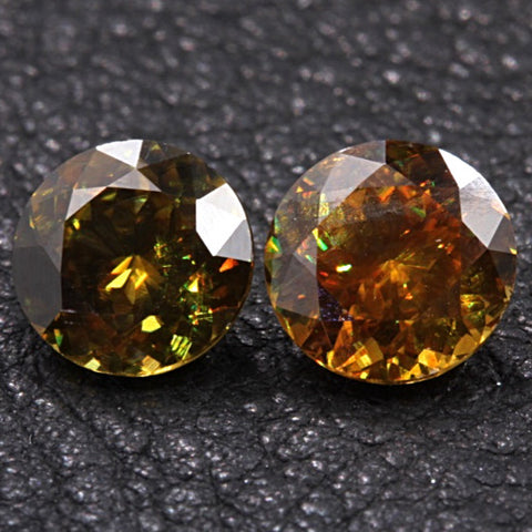 "2.08 ct. Sphene ""Match Pair"""