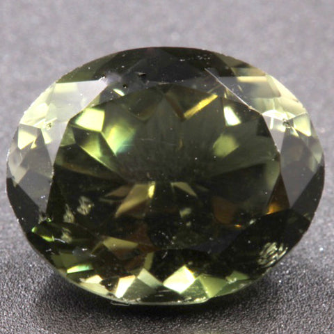 2.56 ct. Green Tourmaline