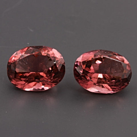 2.97 ct. Pink Tourmaline, Match Pair