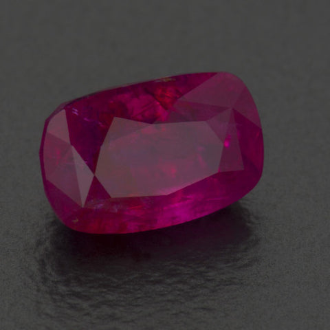 3.12 ct. Natural Ruby, GIA Cert.