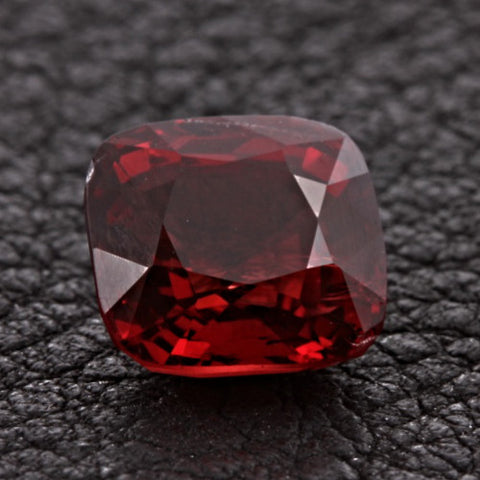 3.20 ct. Red Burmese Spinel, GIA Cert.