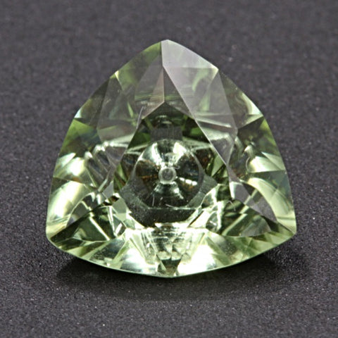3.24 ct. Peridot, Designer Cut, Larry Winn