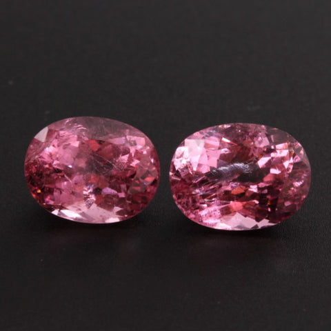4.39 ct. Pink Spinel, Match Pair