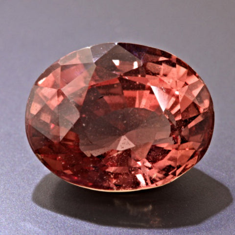 4.47 ct. Natural Padparadscha, Lotus Cert.