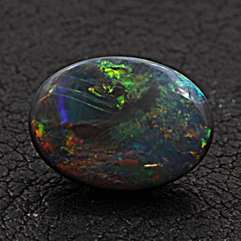 4.91 ct. Black Opal, Lightning Ridge