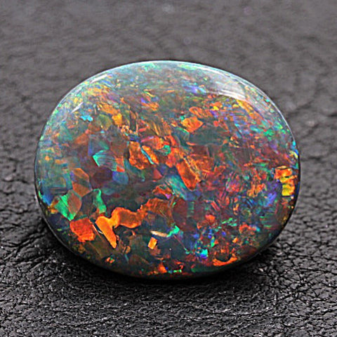 5.30 ct. Black Opal, Lightning Ridge