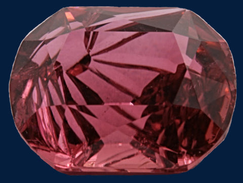 5.44 ct. Pink Tourmaline, Designer Cut