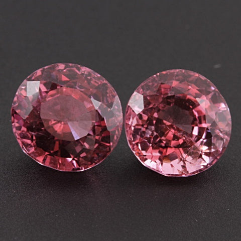 5.92 ct. Pink Spinel, Match Pair