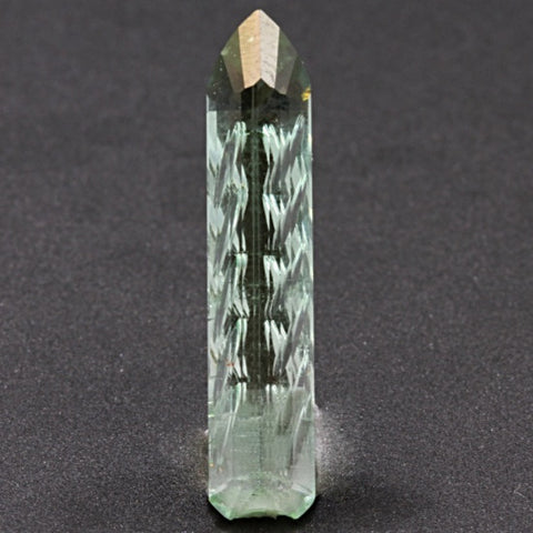 7.51 ct. Green Tourmaline, Designer Cut, Larry Winn