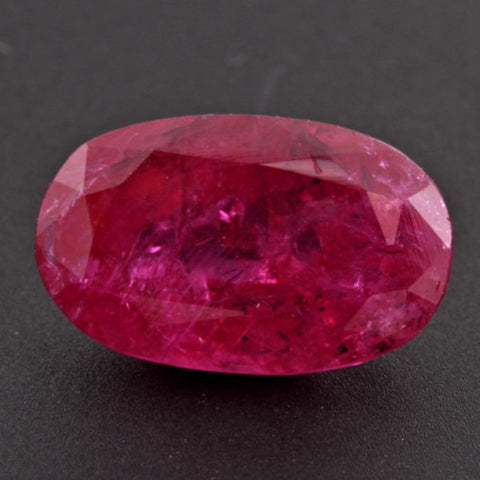 7.60 ct. Ruby, GIA Cert.
