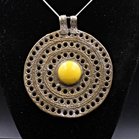 Ancient Eye Pendant