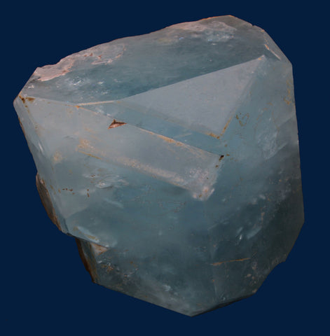 10,432 ct. Aquamarine in Mica
