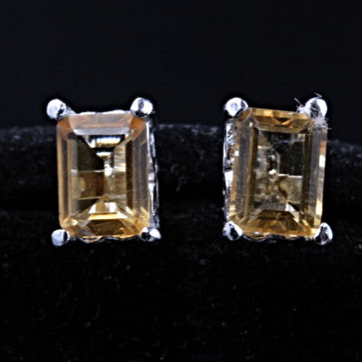 Citrine Earrings