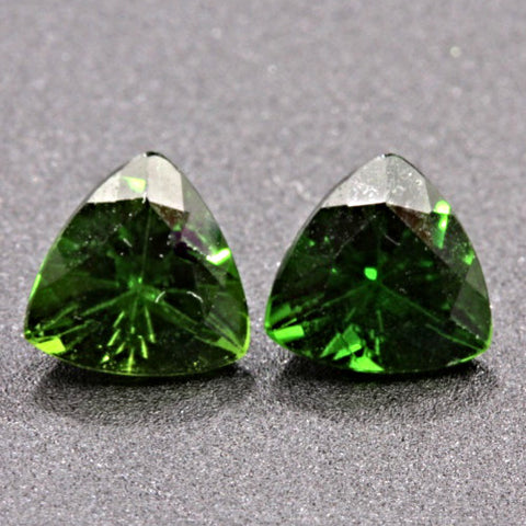 .95 ct. Tsavorite Garnet (Match Pair)
