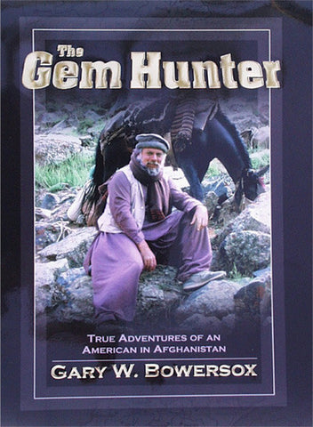 The Gem Hunter Book - Hardcover