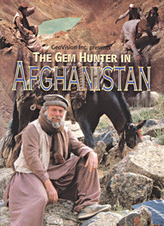 The Gem Hunter in Afghanistan DVD