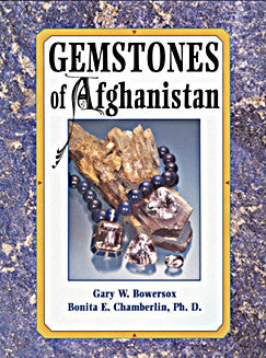 Gemstones of Afghanistan  - Hardcover Book