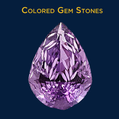 Colored Gem Stones