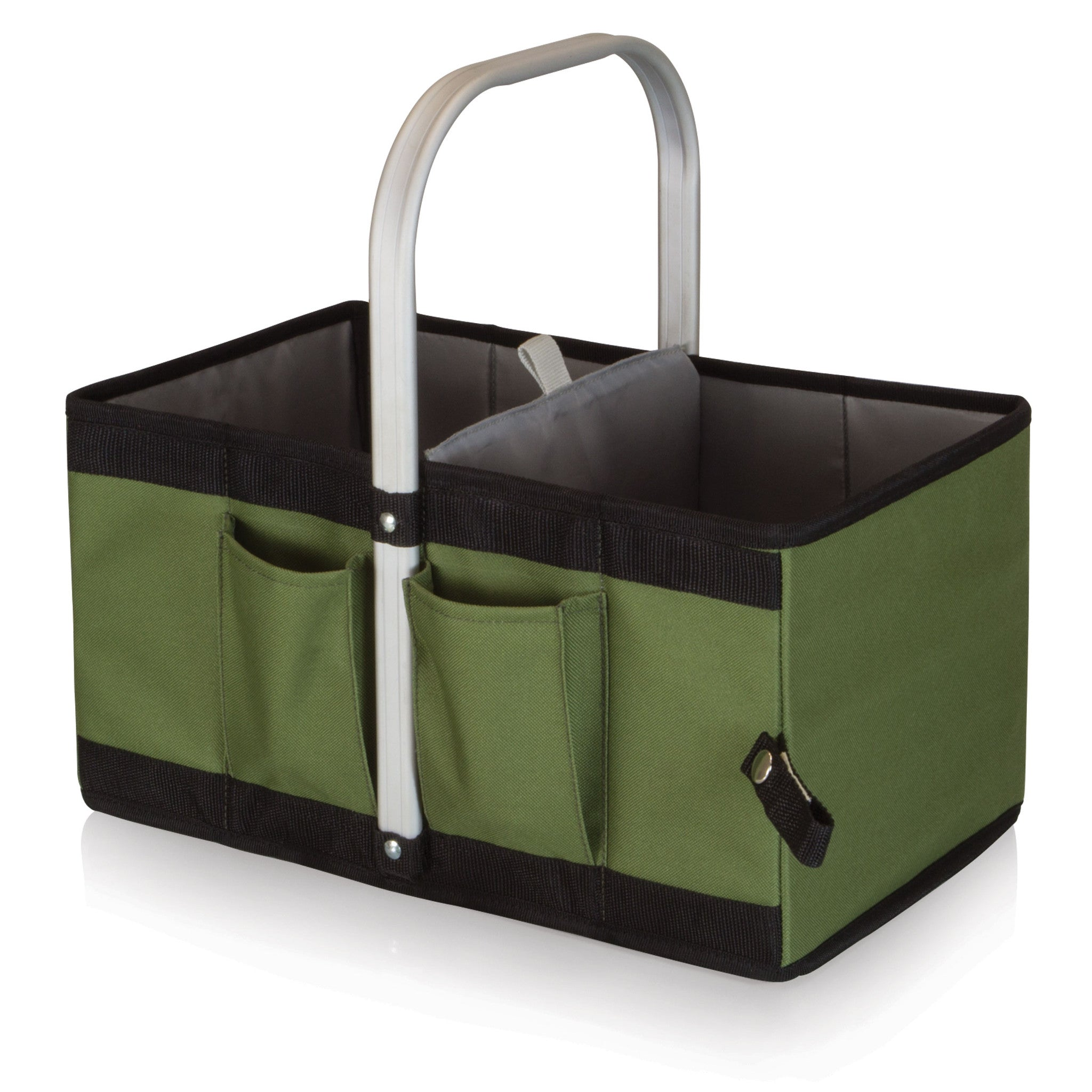 Garden Caddy Collapsible Basket with Tools – gobagdepot