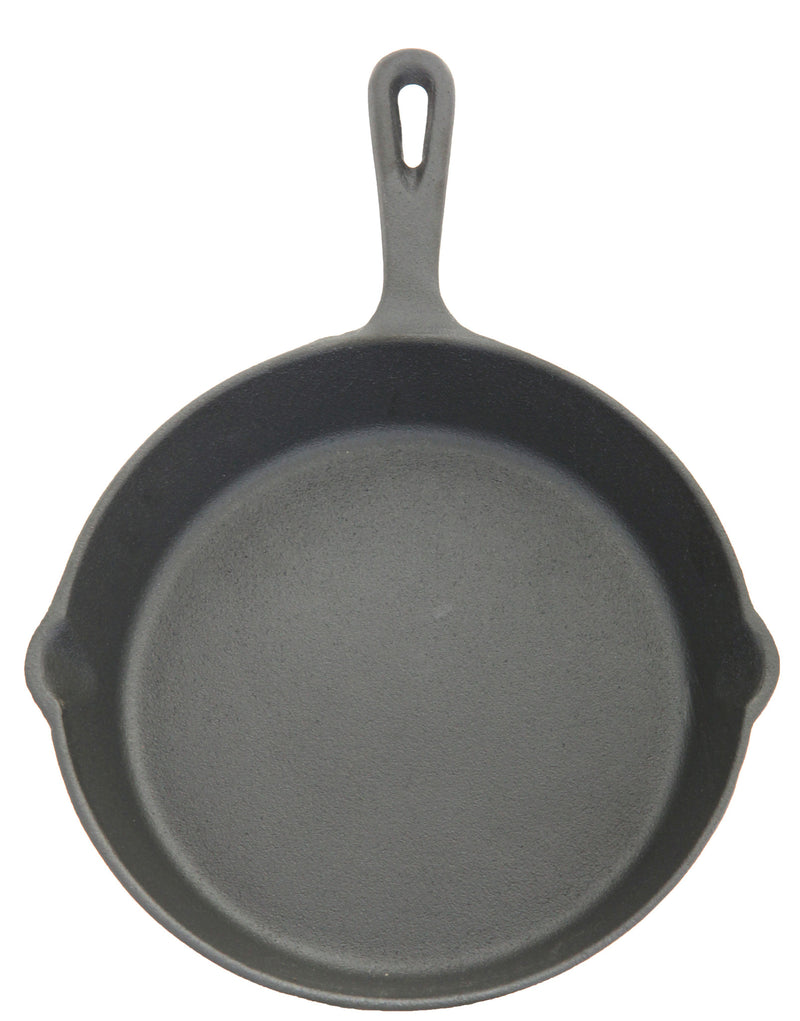 "Pre-Seasoned Cast Iron Skillet, 7.5"" / 19CM"