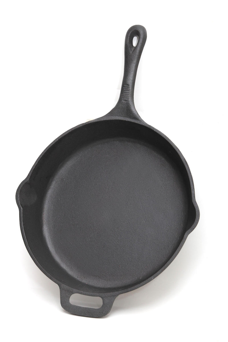 "Pre-Seasoned Cast Iron Skillet, 12.2"" / 31CM"