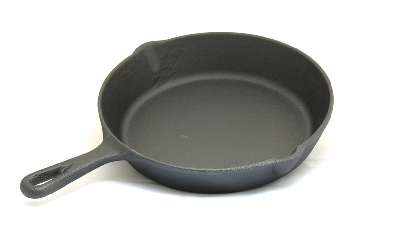 "GURO Cast Iron Pre-Seasoned Skillet, 7.5"" / 19CM"