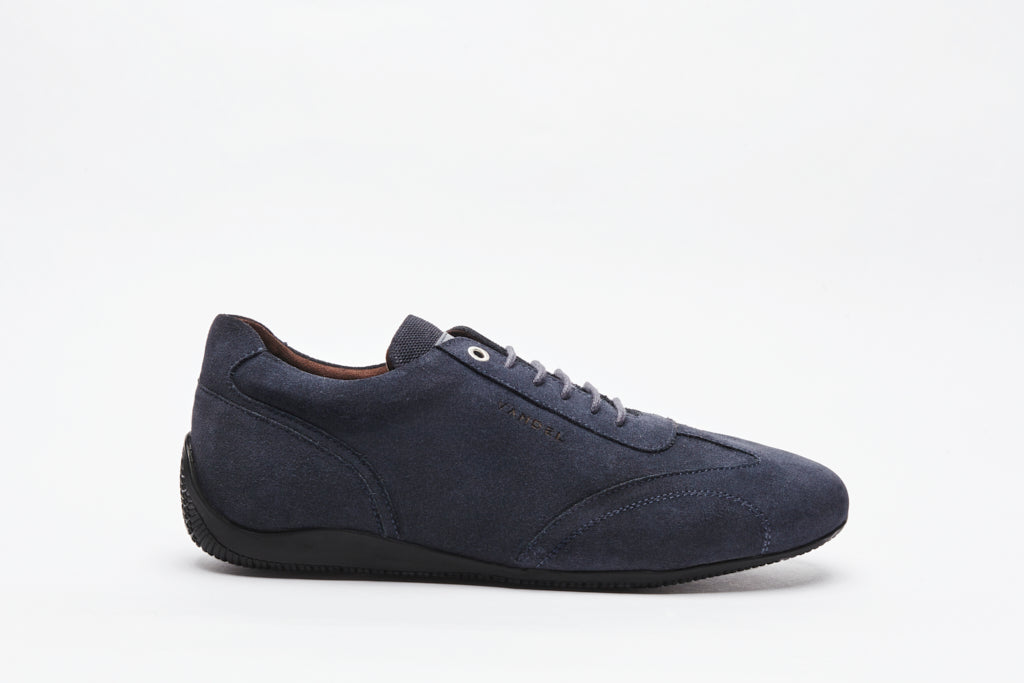 Iconic Low - Prusia Blue [Ready to ship] - VANDEL