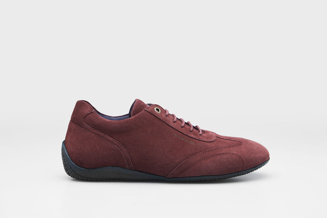 Iconic Low - Burgundy [Ready to ship] - VANDEL