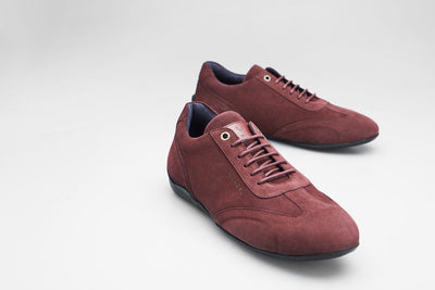 Iconic Low - Burgundy - VANDEL