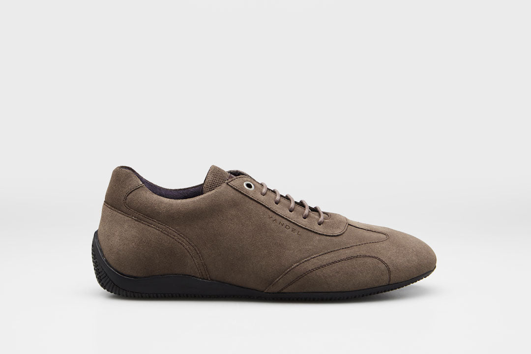 Iconic Low - Taupe [Ready to ship] - VANDEL