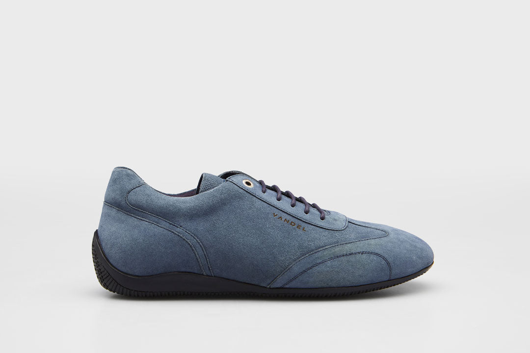 Iconic Low - Washed Blue [Ready to ship] - VANDEL