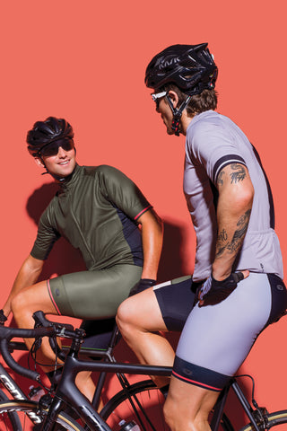 SUGOI Evolution Bib Short, Deep Olive Alt (U392000M)