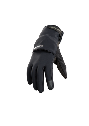 SUGOI Unisex All Weather Glove, Black (U915500U)