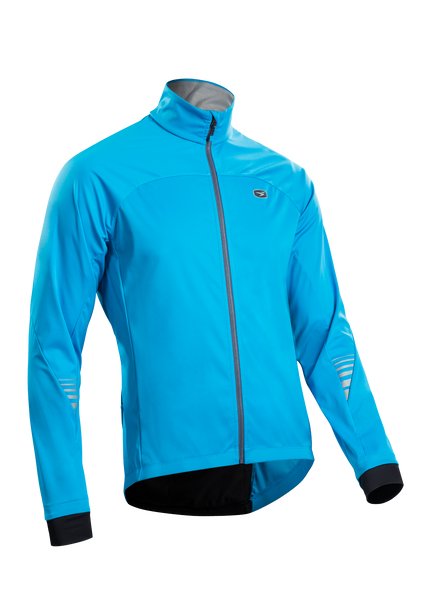 SUGOI Men's RS 180 Jacket, Glacier Blue (U725000M)