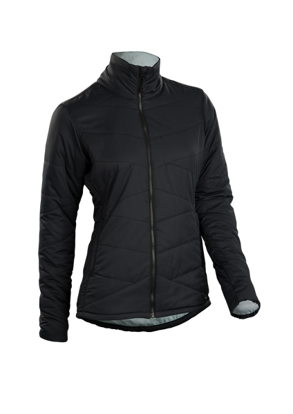 SUGOI Women's Coast Insulated Jacket, Black (U740010F)