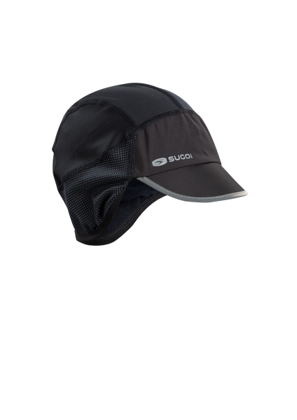 SUGOI Winter Cycling Hat, Black (U935030U)