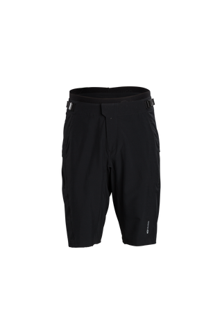 SUGOI Men's Trail Short - Lined, Black (U350010M)