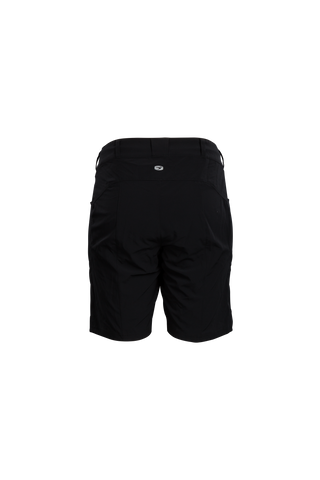 SUGOI Men's Trail Short - Lined, Black Alt (U350010M)