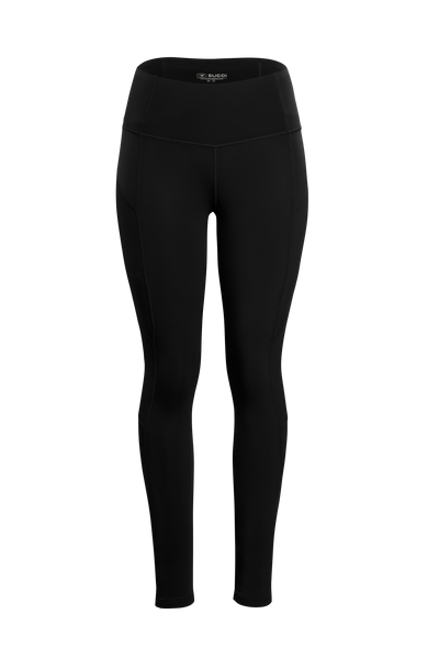 SUGOI Women's MidZero Tight, Black (U405030F)