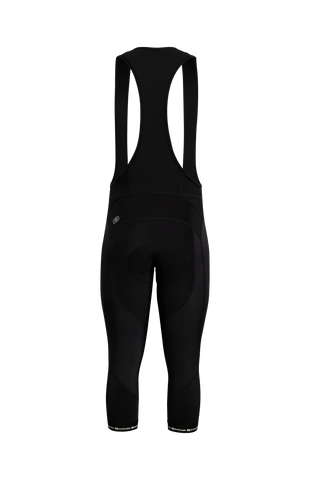 SUGOI Men's Evolution MidZero Bib Knicker, Black Alt (U497020M)