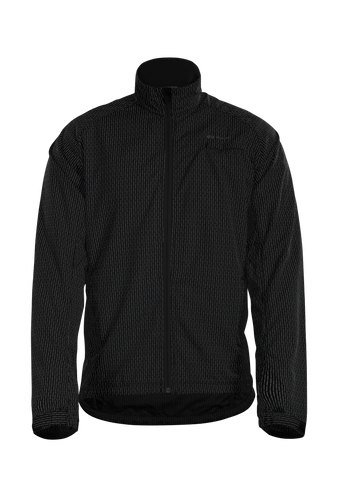 SUGOI Zap Training Jacket, Black Zap (U704000M)
