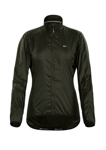 SUGOI Women's Stash Jacket, Deep Olive (U705030F)