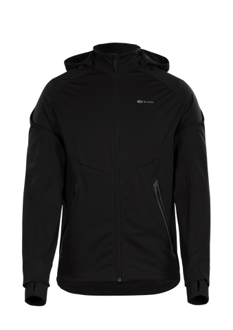 SUGOI Firewall 180 Jacket, Black (U720000M)
