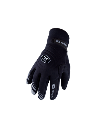 SUGOI RS Rain Glove, Black (91569U)