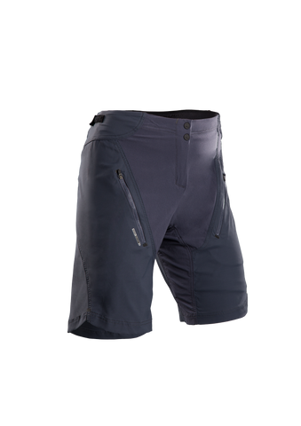 SUGOI Women's Evo X Short, Coal Blue (U350000F)