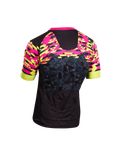 SUGOI Men's RS Training Jersey, Fuchsia/Supernova/Black (U575510M)