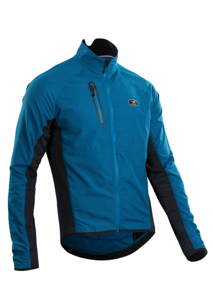 SUGOI Men's RS Zap Jacket, Baltic Blue (U709000M)