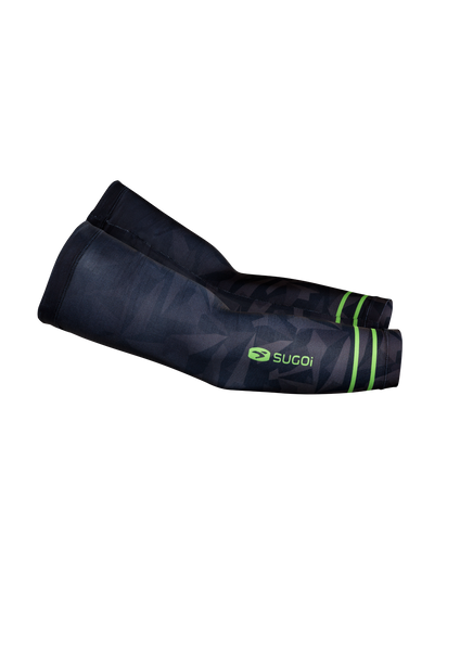 SUGOI LTD Arm Sleeve, Black/BZR/Print (U993000U)
