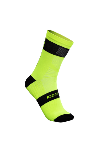 SUGOI RS Crew Sock, Super Nova (94948U)