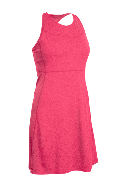 SUGOI Women's Coast Dress, Azalea (U319000F)